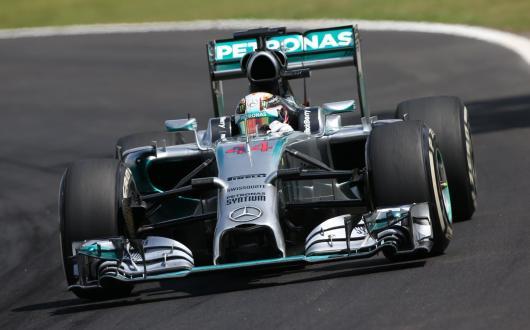 Formule 1 na stanicích Sport 1 a Sport 2