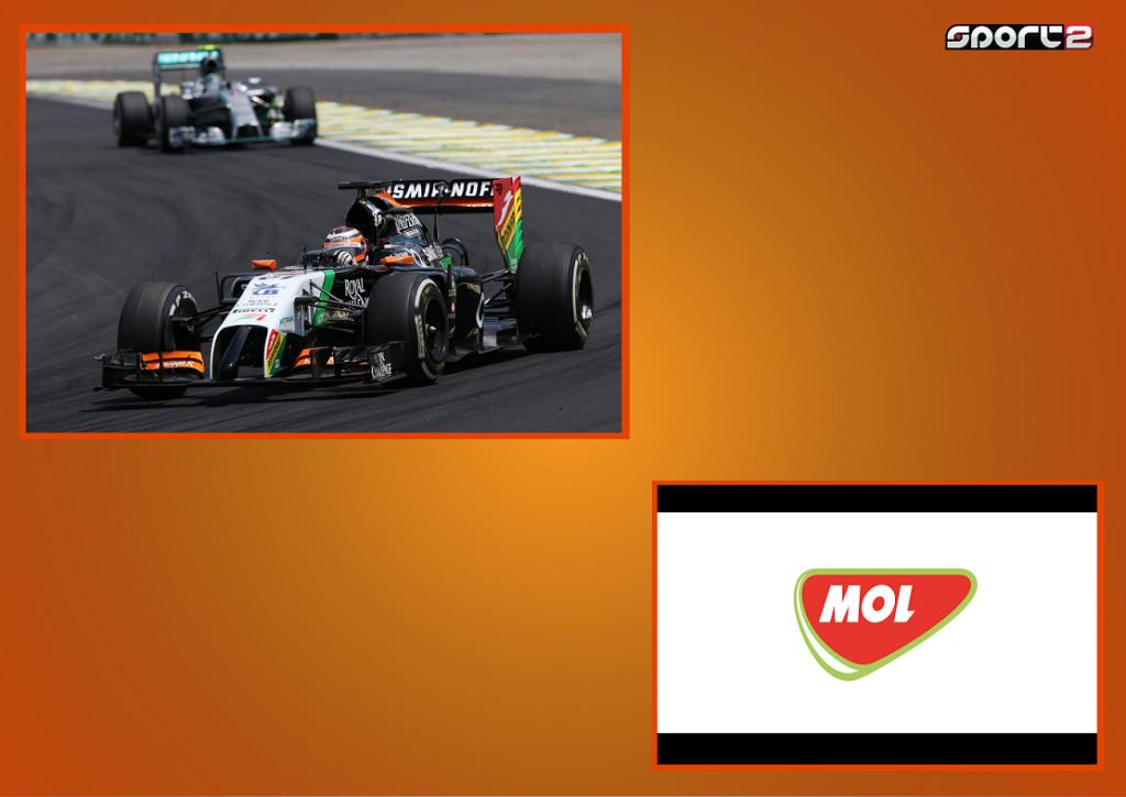 Formule 1 - Split-screen pro MOL
